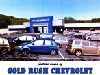 exterior image of Gold Rush Chevrolet dealership