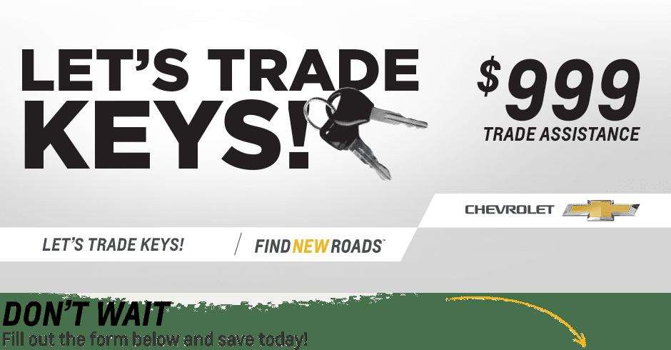 Lets Trade Keys