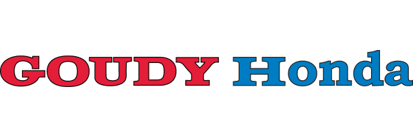Goudy Honda Logo
