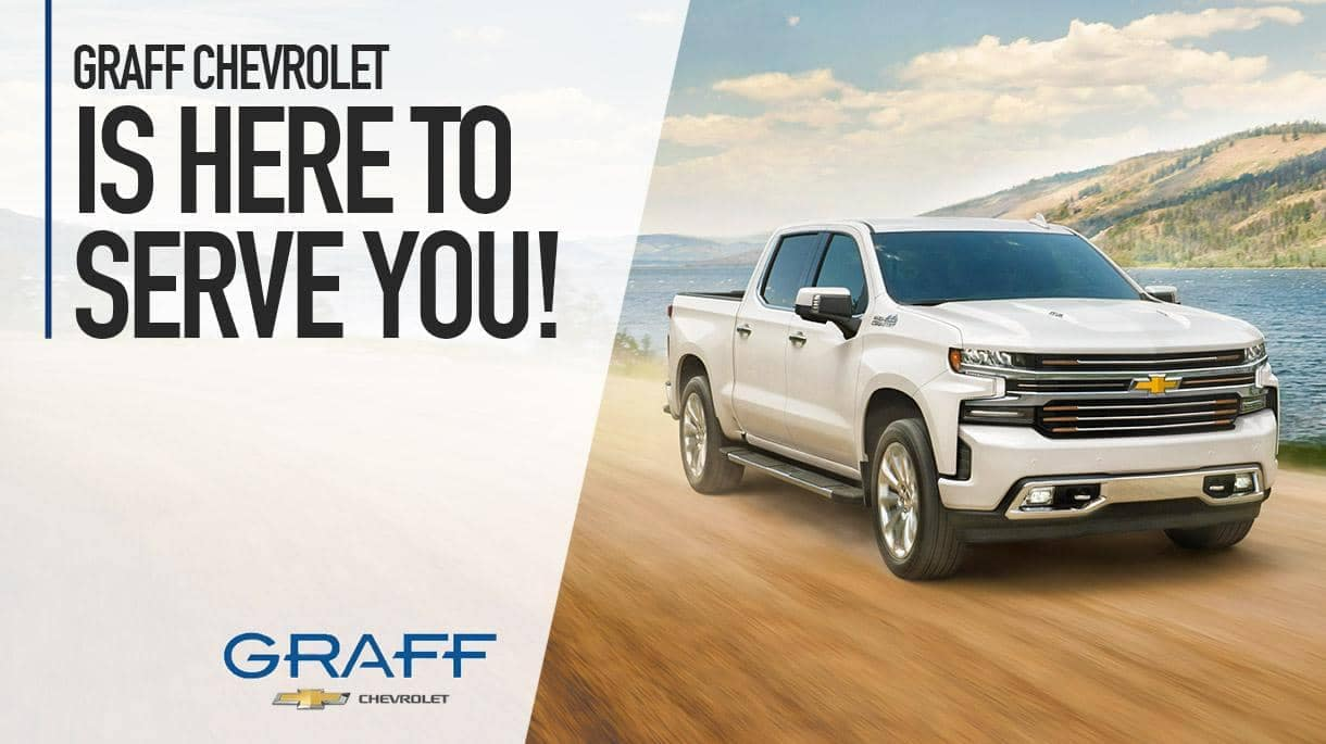Why Buy From Graff Chevy