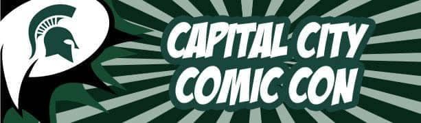 2017 CAPITAL CITY COMIC CON