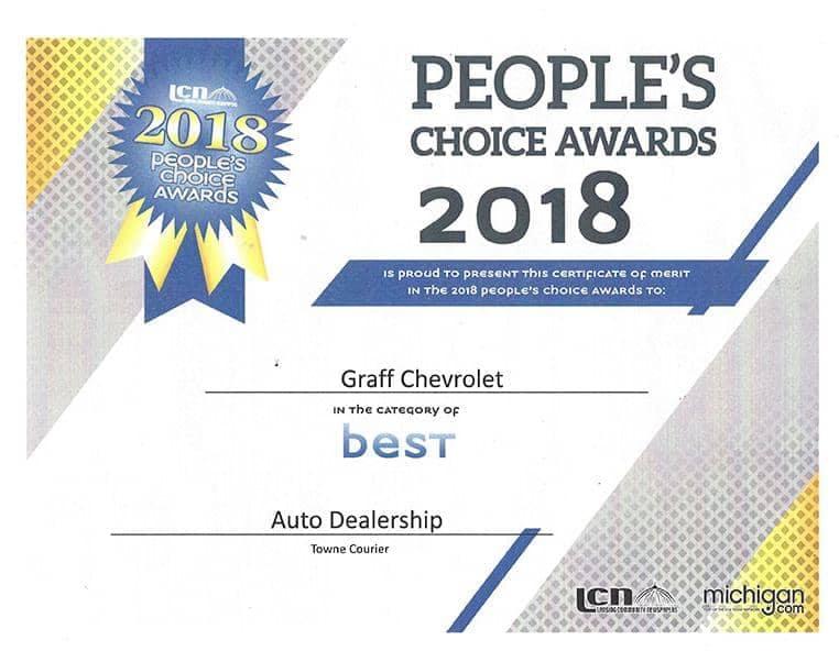 2018 Peoples choice awards