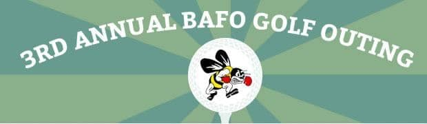 3rd Annual Bafo Golf Outing