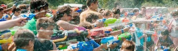 FOSTERING FUN SQUIRT GUN 5K