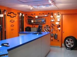Graff Chevrolet Parts Department