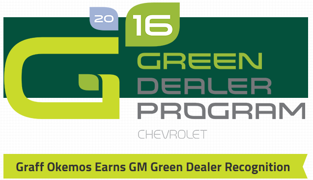 Green Dealer Program - Chevrolet