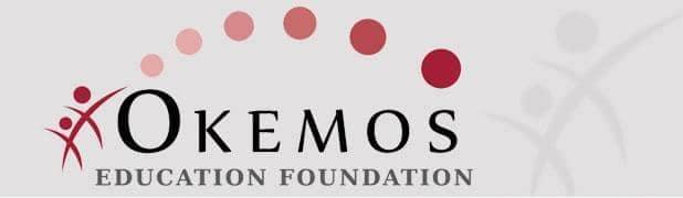 Okemos Education Foundation Banner