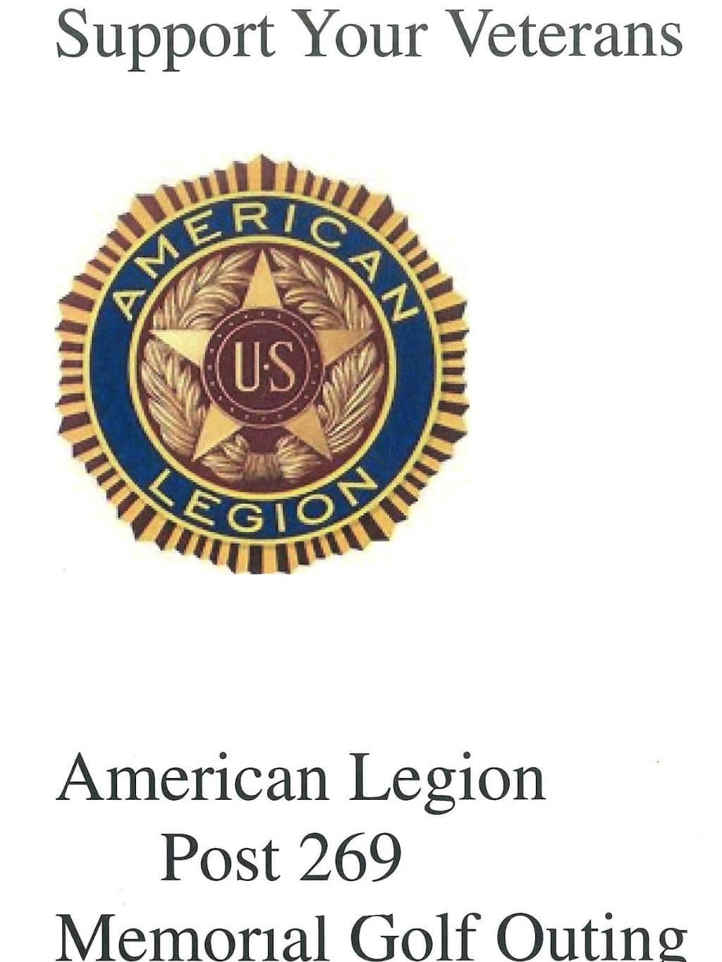 Support Your Vets - American Legion x1024
