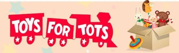 TOYS FOR TOTS - home builder association
