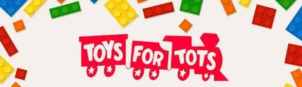 Toys For Tots - legos