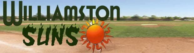 WILLIAMSTON SUNS BASEBALL