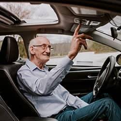 Happy Grappone Auto customer