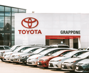 grappone toyota storefront