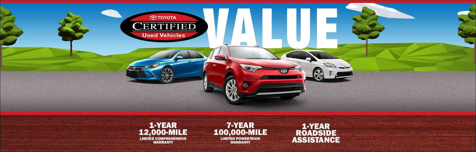 Certified pre-owned value