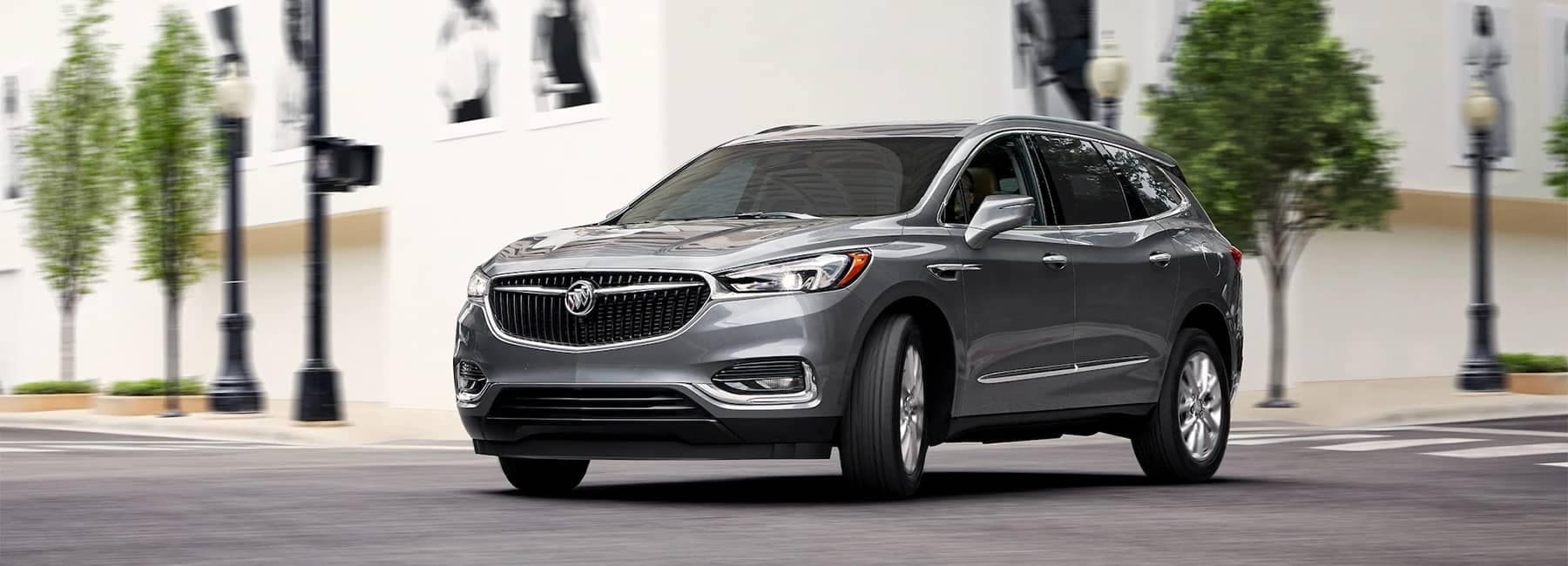 2020 Buick Enclave Avenir mid-size luxury SUV Driving