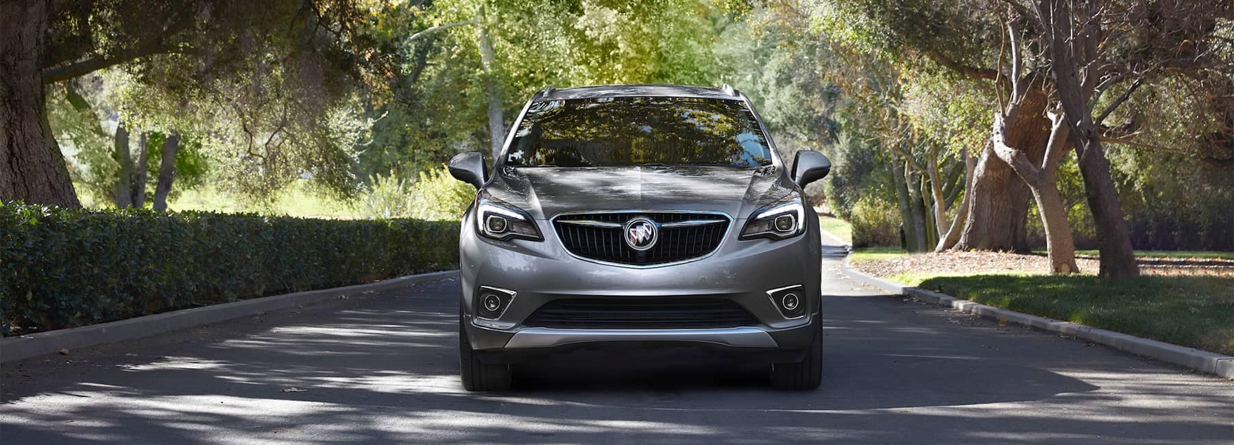 2020 Buick Envision Compact SUV Front Grille Exterior