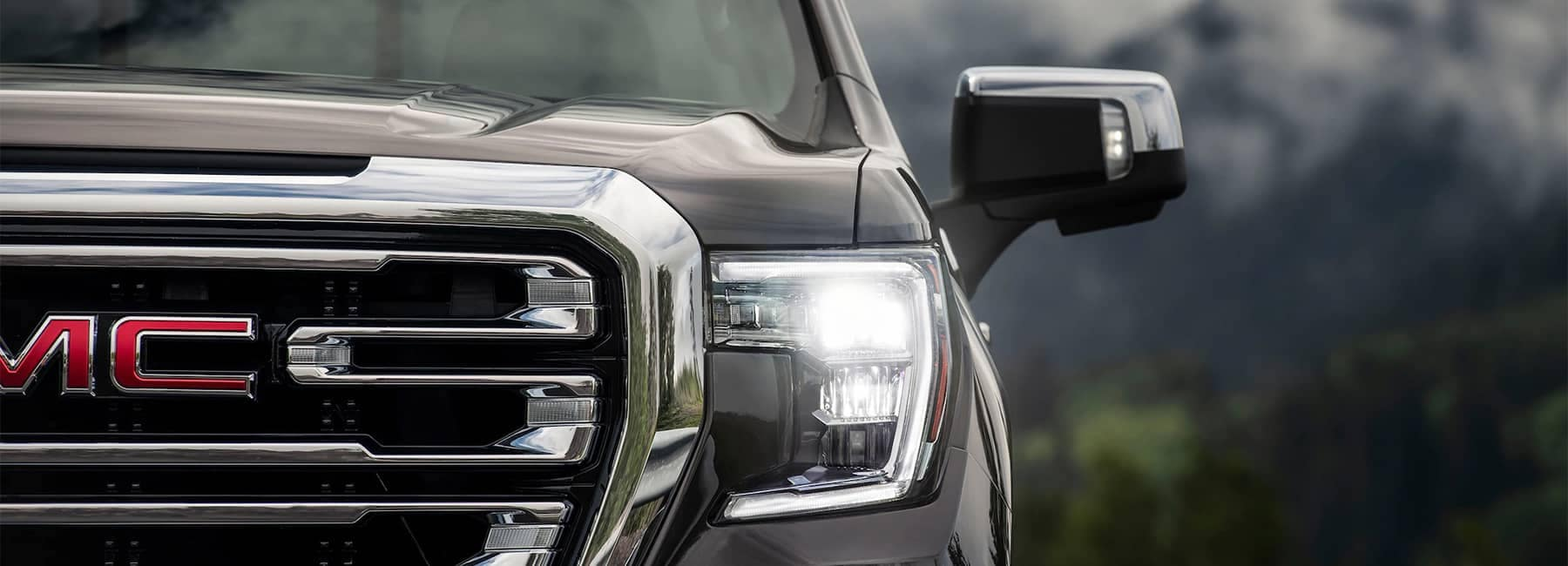 2020 GMC Sierra 1500 Pickup Truck Exterior LED Headlights
