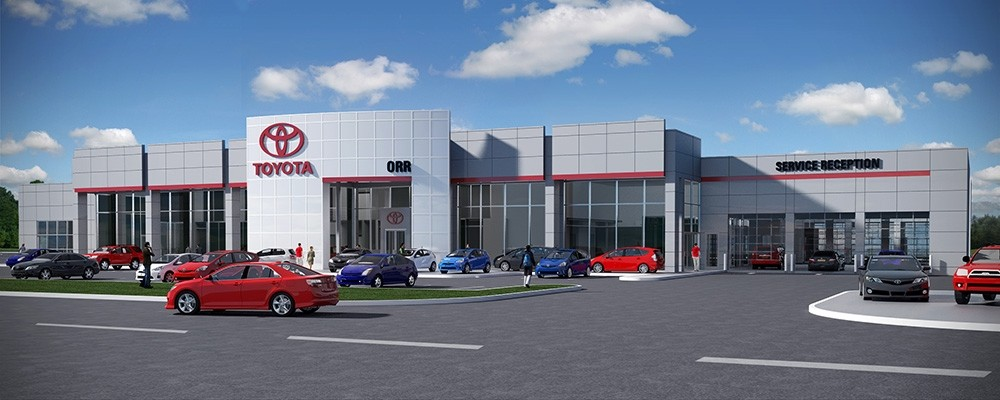 Gregg Orr Toyota of Searcy