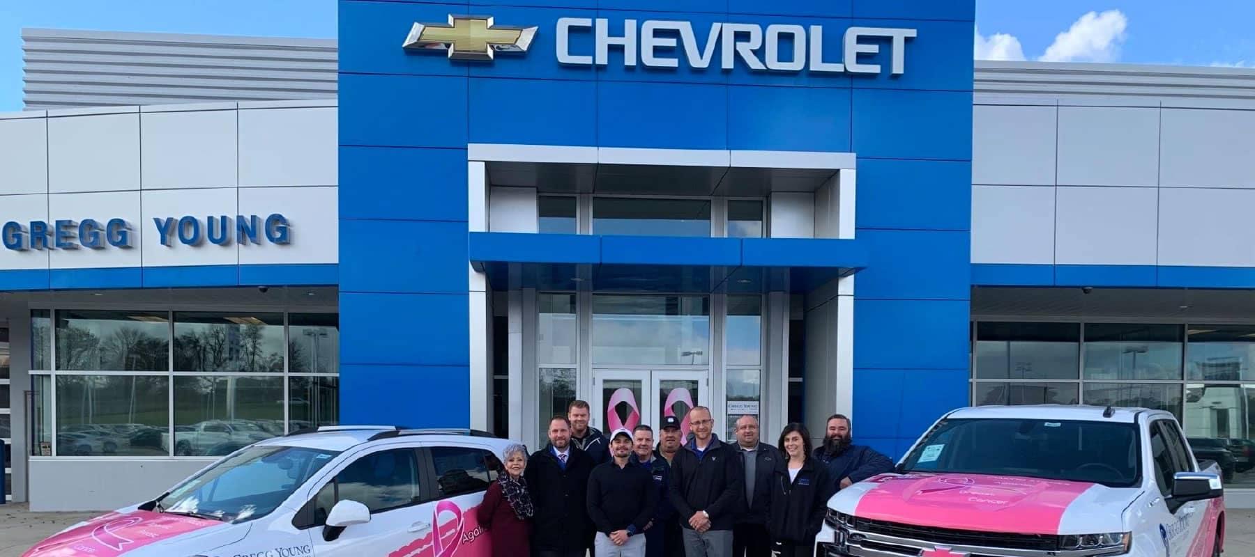 Gregg Young Chevrolet Dealership