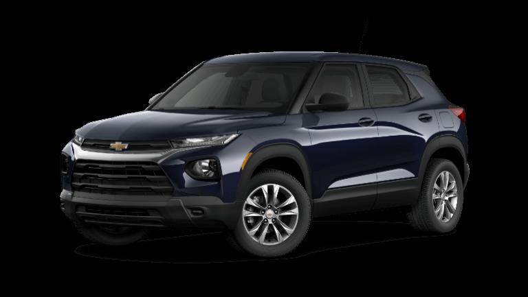 2021 Chevy Trailblazer LS