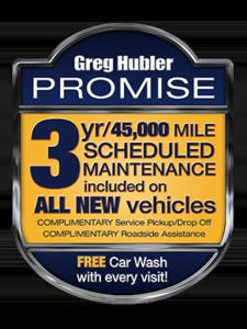 hubler promise badge