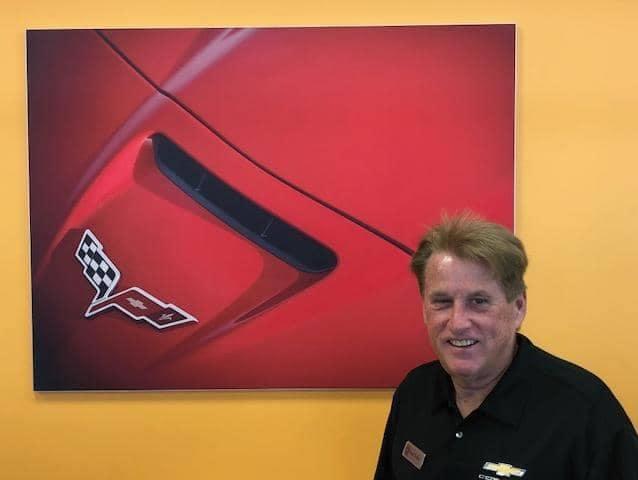 Brad Drake - Corvette Center
