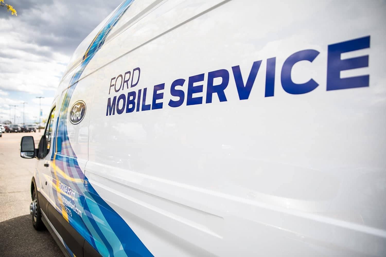 Ford Mobile Service Van