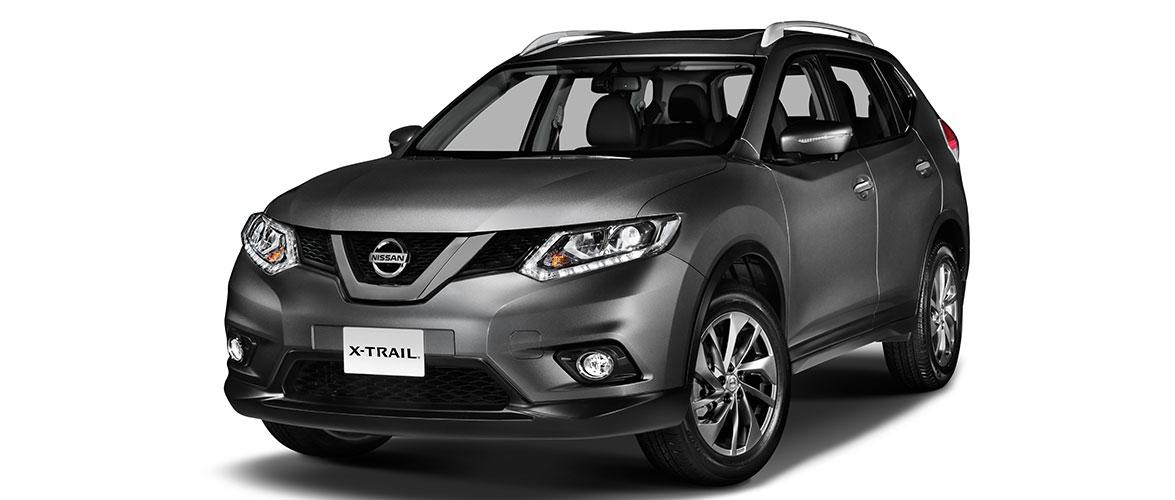 2016 Nissan X Trail, Sense 3rd Row