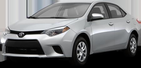 2015 Toyota Corolla Base