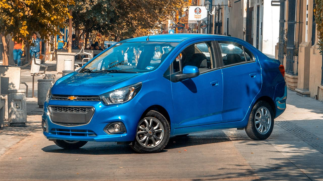 Chevrolet Beat NB 2019