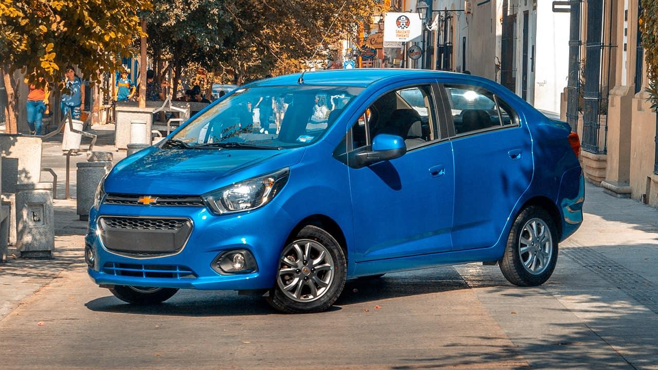 Chevrolet Beat Notchback 2019 En Monterrey
