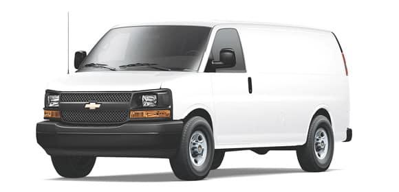 Chevrolet cargo Van