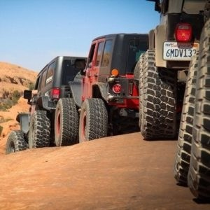 Jeep Caravan