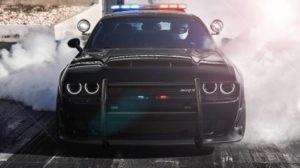 Police Concept Car