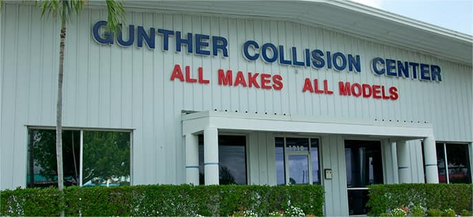 Collisioncenterbanner
