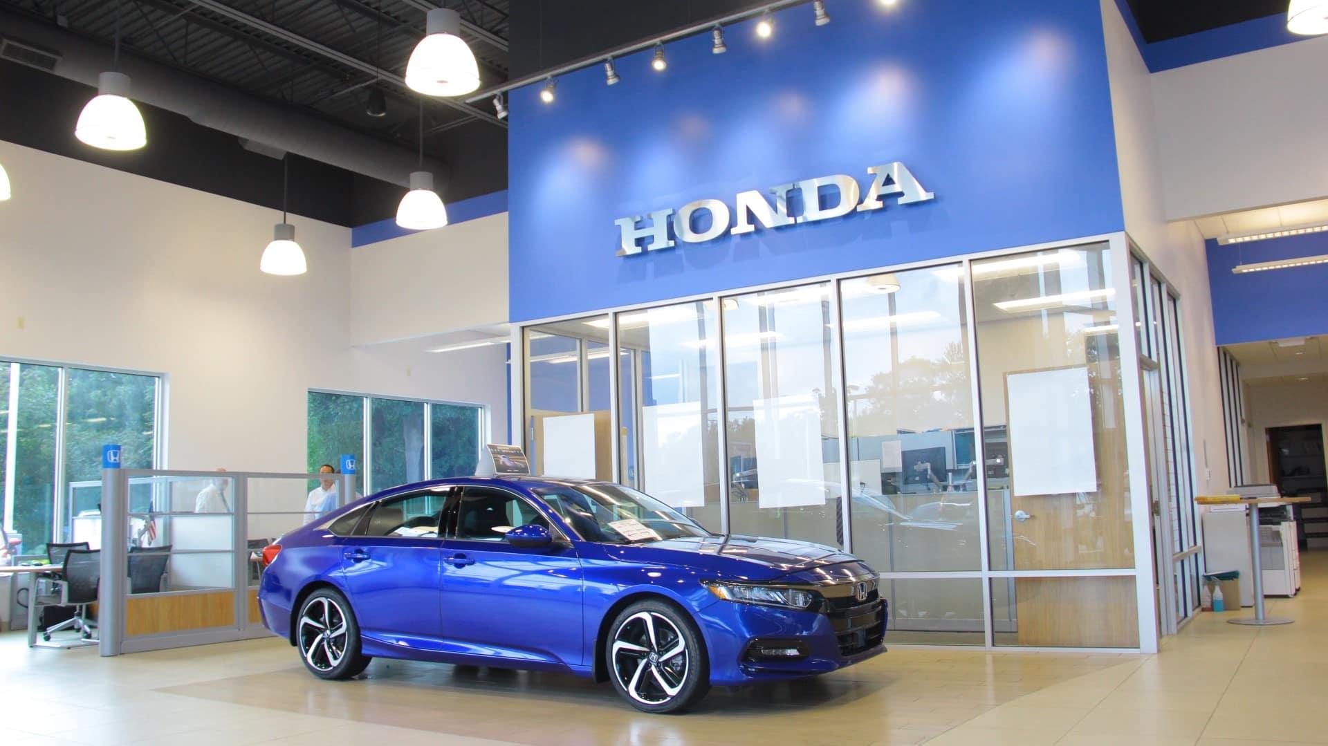 Honda Finance Tower