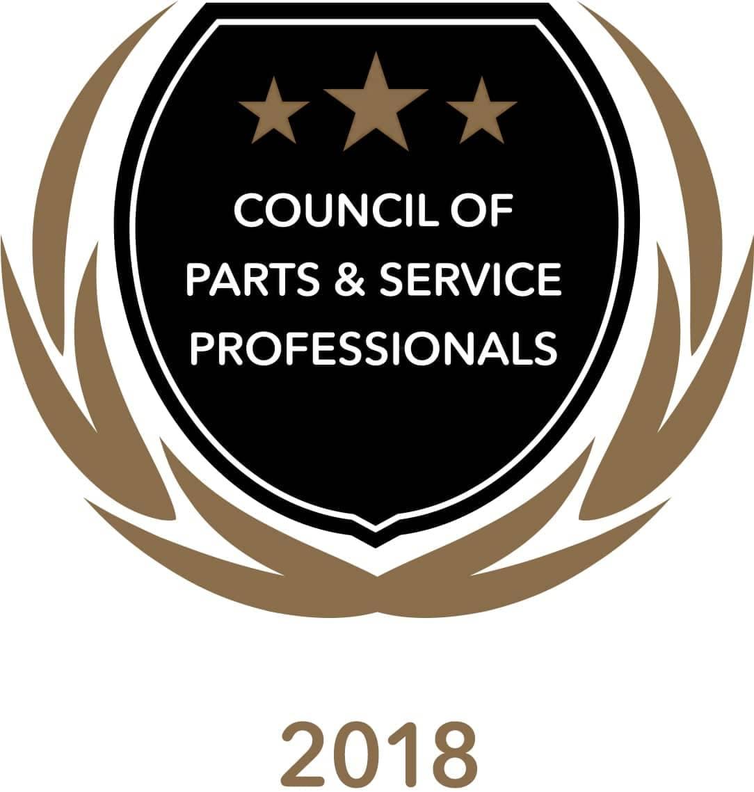 Council of Parts & Service Professionals