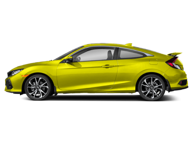 Honda Civic Si Coupe Model