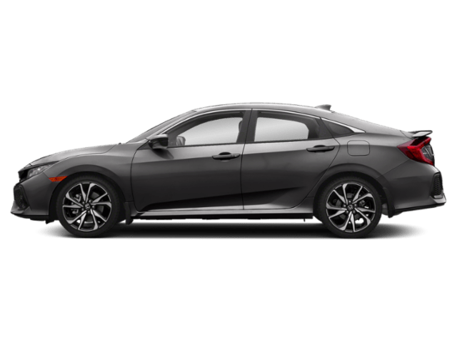 Honda Civic Si Sedan Model