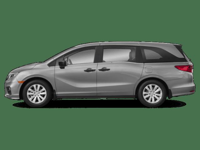 Honda Odyssey Van Model