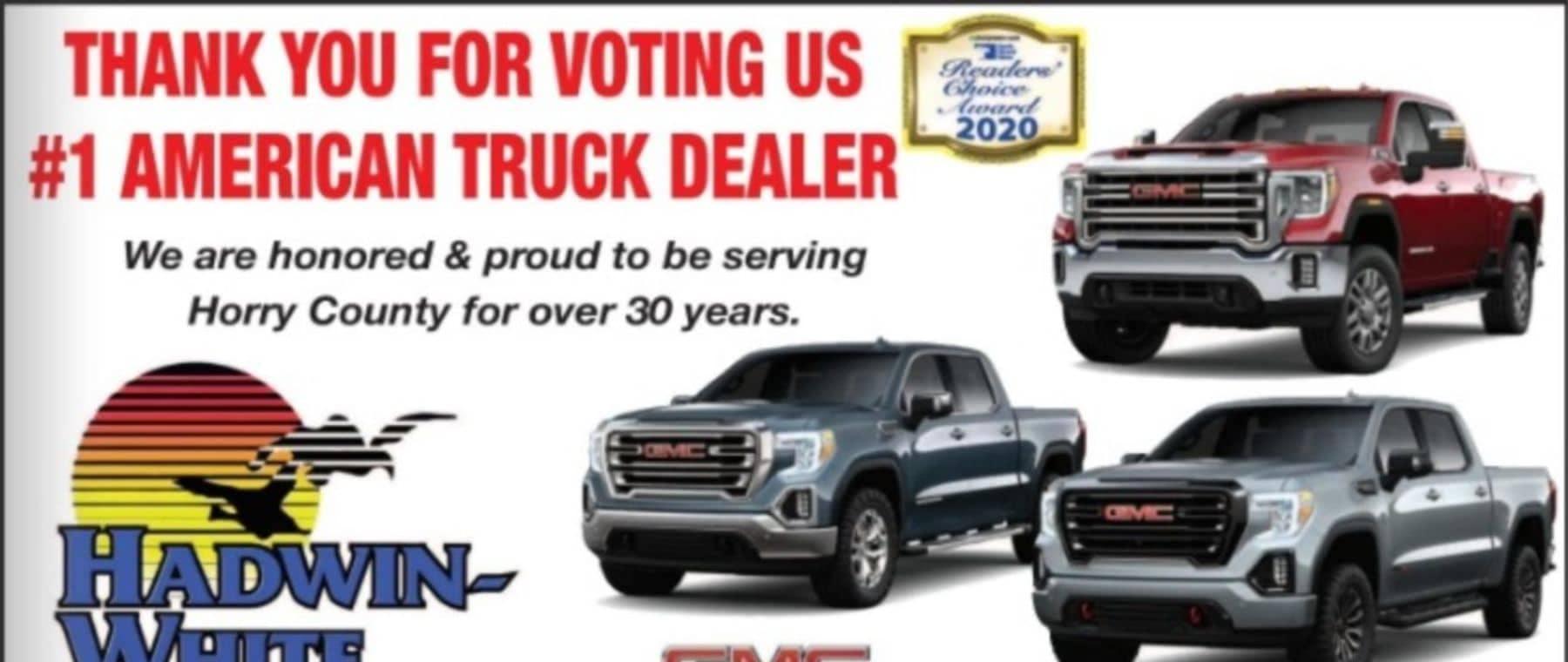 #1 Truck Dealer