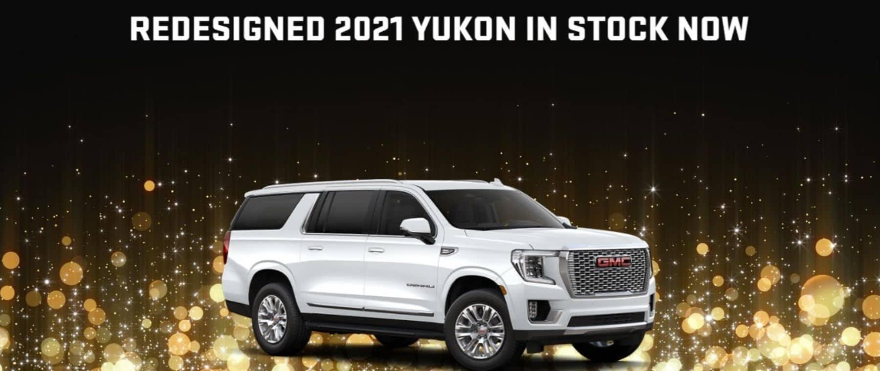 21 Yukon In Stock