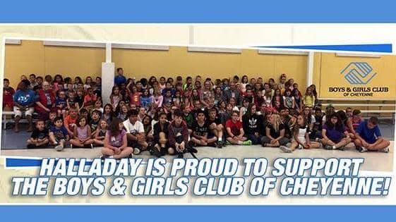 Halladay Buick GMC - Community Involvement - Boys and Girls Club of Cheyenne