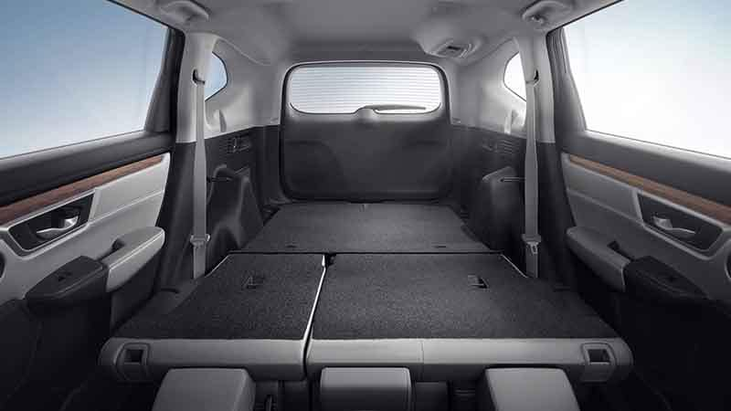 2018 Honda CR-V Cargo Area