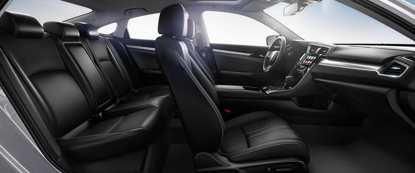 Honda Civic Dual-Zone Automatic Climate Control