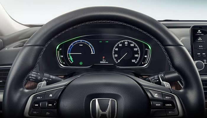 2018 Honda Accord Hybrid Interface