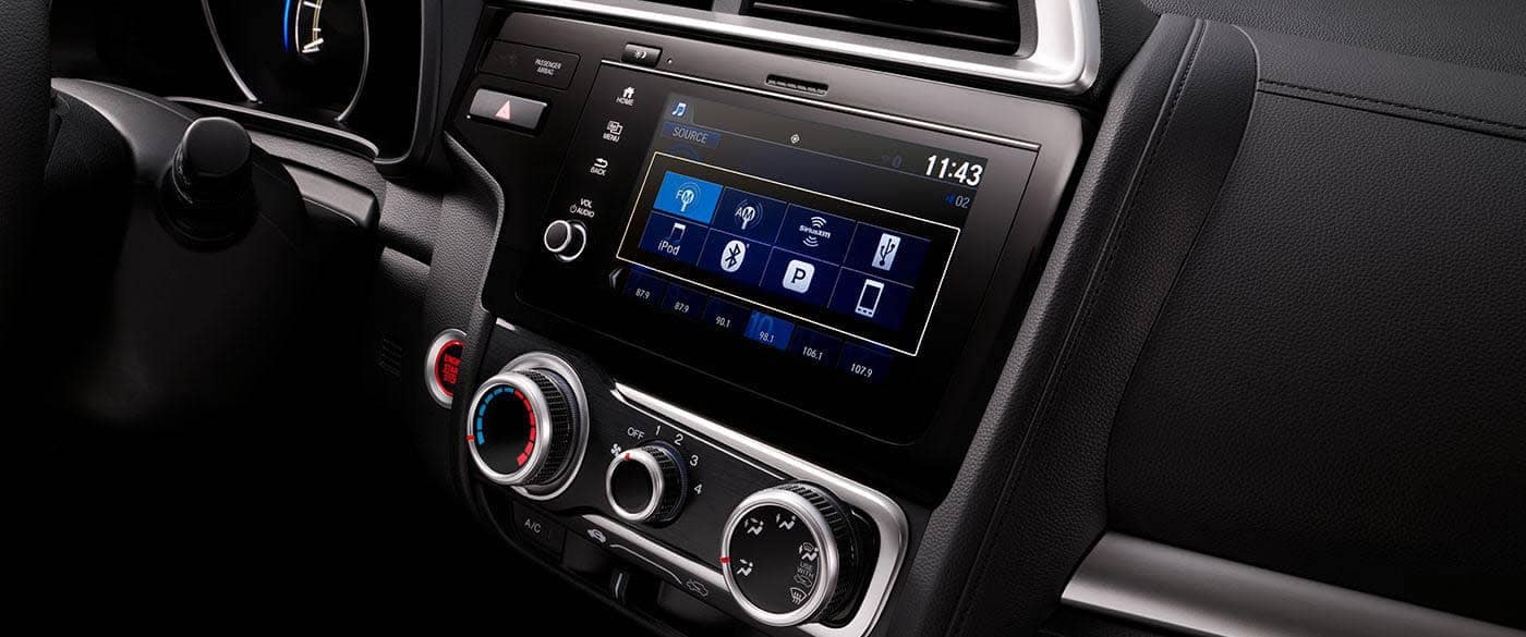 2019 Honda Fit Touchscreen Display Screen