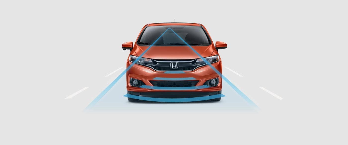 2019 Honda Fit Adaptive Cruise Control