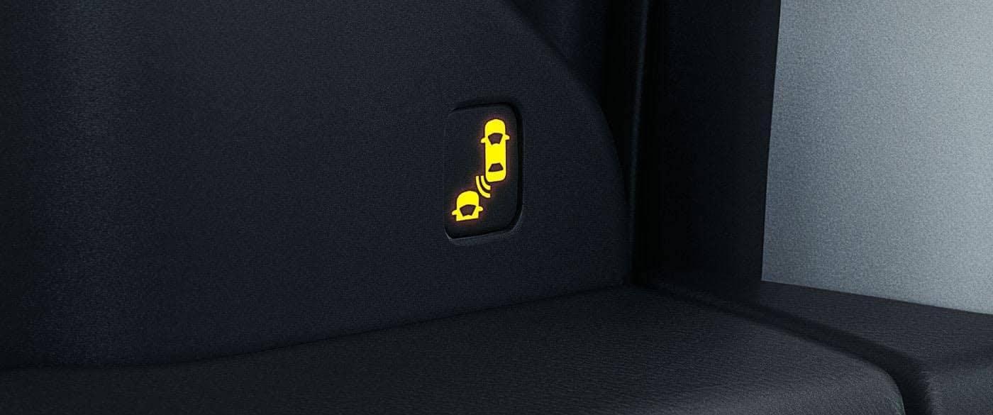 2019 Honda Ridgeline Blind Spot Monitoring System