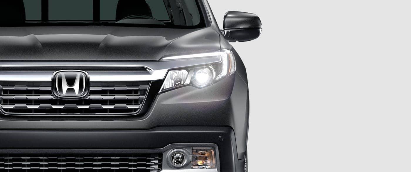 2019 Honda Ridgeline Headlights